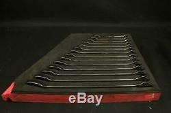 Snap-on 6 19 mm 12-pt FLANK drive PLUS Ratchet Wrench Set SOXRRM01FBRX