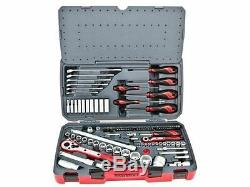 Teng Tools Tm095 Sale Mixed Drive Sockets Ratchets Extensions Toolkit