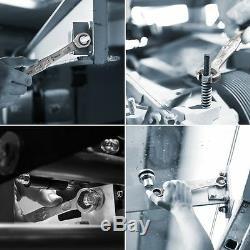 WERA 020013 JOKER 11 PCE RATCHETING COMBINATION SPANNER SET 8-19mm