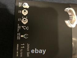 Wera 020013 Joker 11pce Ratcheting Combination Wrench Set