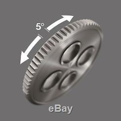 Wera 8100 SA 6 Zyklop Speed Ratchet Set 1/4 Drive Metric 05004016001