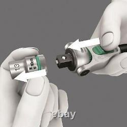 Wera 8100 SA/SC 2 Zyklop Socket Wrench Set 1/4 1/2 Drive Metric 05160785001