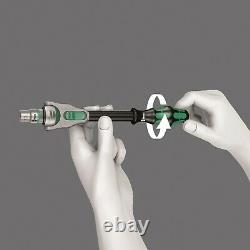 Wera 8100 SB 4 Zyklop Socket Wrench Set 3/8 Drive SAE 38 Pieces 05003596001