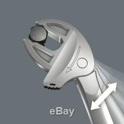 Wera JOKER 6004 Self-Setting Adjustable Spanner Wrench Set 10-32mm S, L & XXL