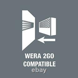 Wera Joker Combination Ratchet 4 Piece Spanner Set Metric 05073290001