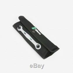 Wera Tool Joker Ratchet Combination Wrench Spanner Set 4 Pc Metric