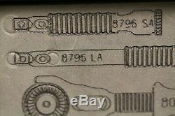 Wera Zyklop Speed Ratchet Wrench Socket Bit Set 1/4 Imperial Suitcase