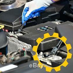 6 / 32mm Activités Métriques Tête Flexible Ratcheting Outil Clé Réglable De Réparation