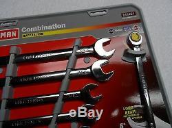 Artisan MM Combinaison Set Clés À Cliquet, Made In USA 8 Pcs Part # 42451