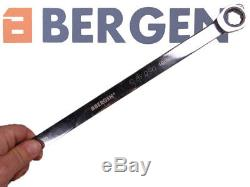 Bergen 10pc Extra Long Double Anneau À Cliquet Clé À Engrenage Clé À Cliquet A1898