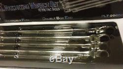 De Nouveaux Outils Platinum XL Clés À Cliquet 5 Morceaux Metric 99650 Extra Long