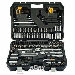 Dewalt Dwmt75000 200 Pièces Mécanicien Easy Professional Tool Set D'organisation