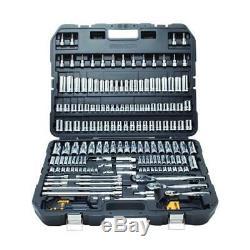 Dewalt Dwmt75049 Mécanique 192 Piece Tool Set (sae Et Métrique) Vente 7522493
