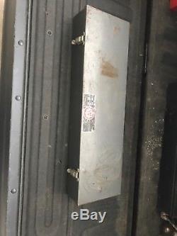 Ensemble De 26 Outils Wright Tool 626 À 3/4 Entraînements Barre De Disjoncteur Pour Rallonges À Cliquet USA 7/8