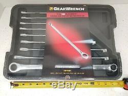 Kd Gearwrench 85998 9pc XL Sae Boîte Ratcheting Clé Set
