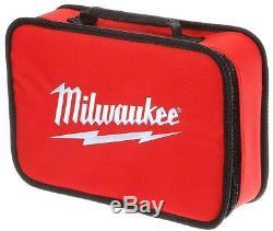 Milwaukee M12 Cordless 1/4 In. Clé À Cliquet Kit Set Portable Auto Power Tool