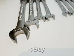 Nos Craftsman États-unis Combinaison Ratcheting Jeu De Clés Série Métrique Va 10mm 19mm
