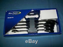 Nouveau Blue-point 12-box Box Clé À Cliquet 4 Pièces Set 21 22 24 25 MM Boerm704