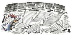 Nouveau Craftsman Ensemble D'outils De Mécanique De 540 Pièces Avec Une Clé À Cliquet À Cliquet 84t 540pc