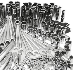 Nouveau Ensemble D'outils De Mécanicien 311 Pièces Craftsman, Clé À Douille À Cliquet 75 Dents