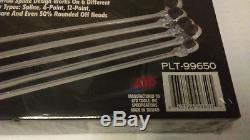 Nouveau Jeu De Clés À Cliquet Platinum Tools XL 5 Pièces Métriques 99650 Extra Longues