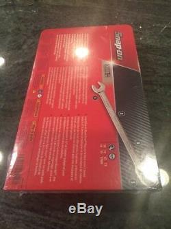 Nouvelle Usine Sealed Snap On Soxrrm707 7 Pc Ratcheting Jeu De Clés 10-15,17mm