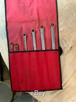Snap On Xdhrm606, Extra Long Ratcheting Box Set Clé, 11,12,14,16,18,19mm
