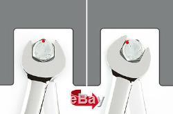 Tekton Wrn50170 12 Pc. Stubby Ratcheting Combinaison Jeu De Clés (8-19 Mm)